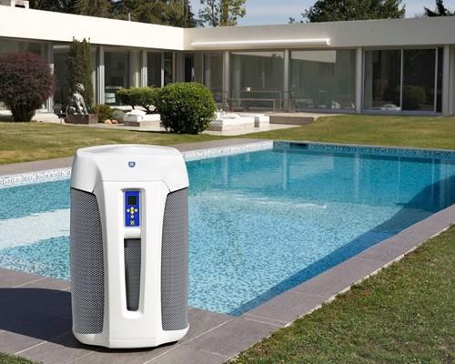 Chauffage piscine coque polyester Pompe à chaleur