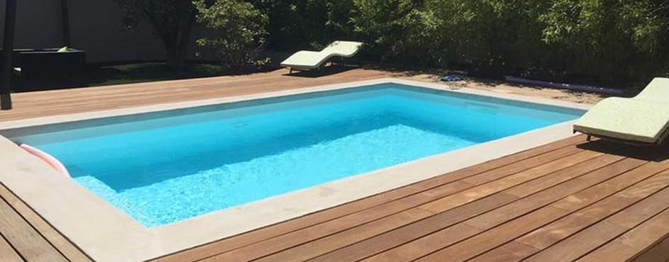 Construction piscine Pia