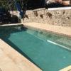 Installateur piscine en béton pebble-roc à Perpignan
