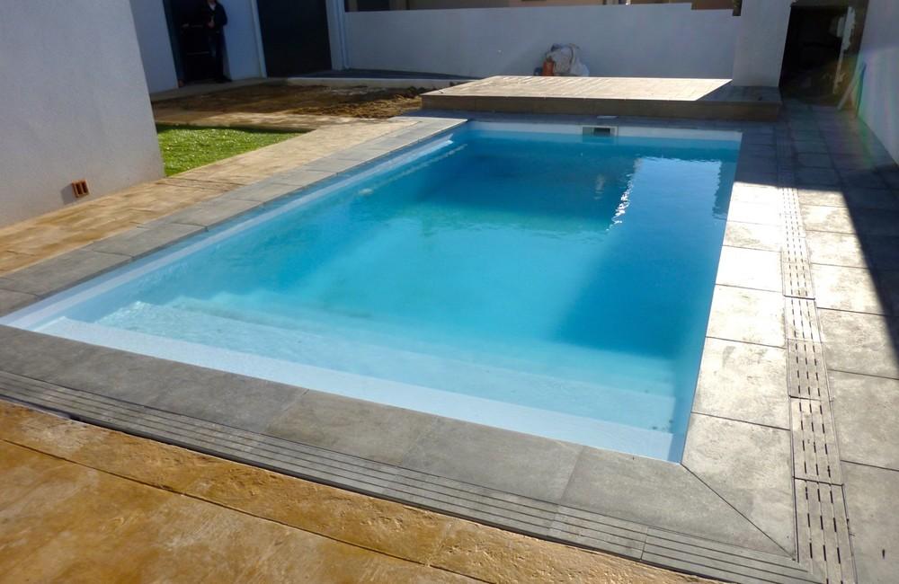 Installateur piscines argel s sur mer - Bassin piscine inox perpignan ...