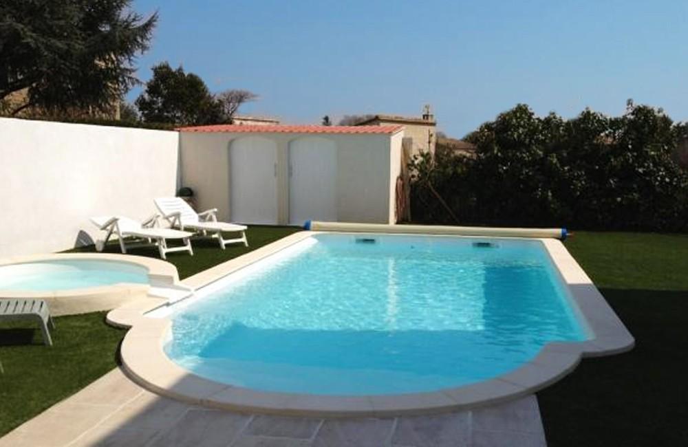 Piscines en pyr n es orientales - Bassin piscine inox perpignan ...
