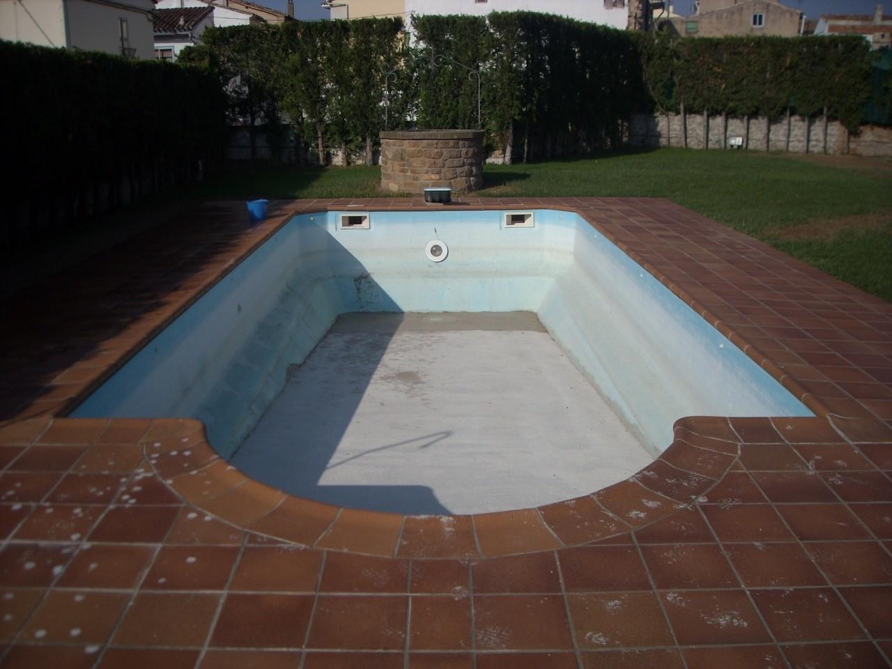 Rénovation piscine polyester Perpignan