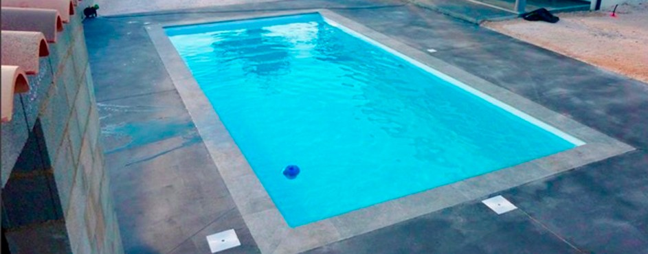 Construction piscine Lloret de Mar