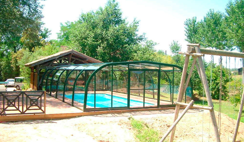 Blog et actualit s piscine perpignan for Chauffage abri piscine